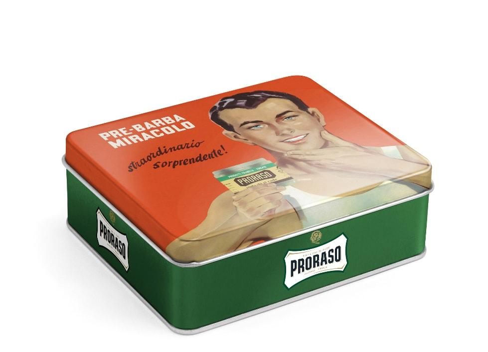 Gentleman Store - Proraso klasszikus borotválkozási szett - zöld ... fb58198df1