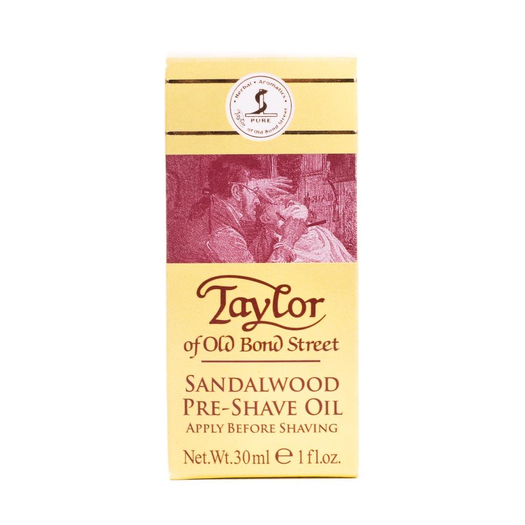 ... Taylor of Old Bond Street szantálfa borotválkozás előtti olaj (30 ml) 96d7476417