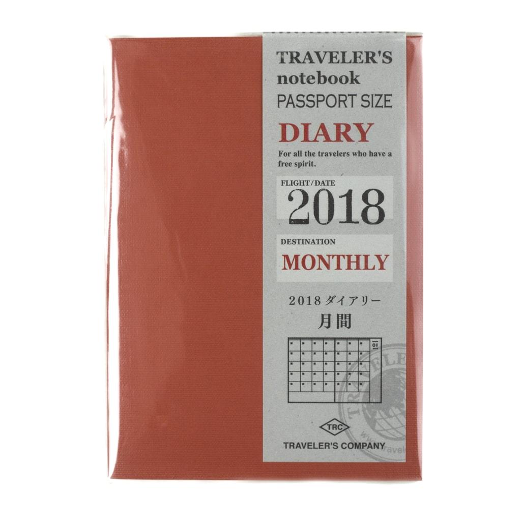 naptár havi bontásban Gentleman Store   Utántöltő: Naptár 2018, havi bontásban (Passport  naptár havi bontásban
