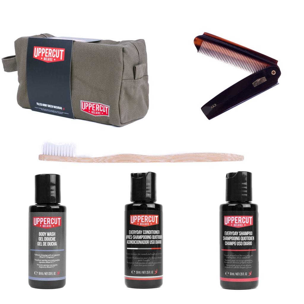 Gentleman Store - Jól felszerelt Uppercut Deluxe kozmetikai táska ... 4e7b39f773