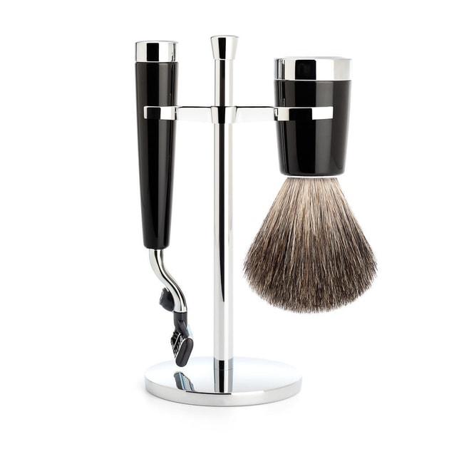 Gentleman Store - Mühle Liscio szett borotválkozáshoz - állvány ... 1f2468f115