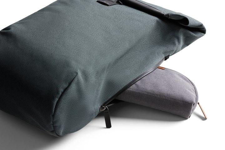 Gentleman Store - Bellroy univerzális hátizsák - moha szürke ... 86fafd285f