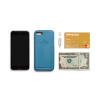 Bellroy Phone Case 1Card iPhone 7 - Arctic Blue