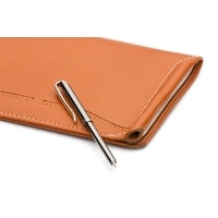 Bellroy Passport Sleeve - karamell