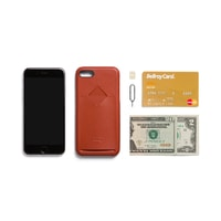 Bellroy Phone Case 1Card iPhone 7 - Tamarillo