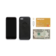 Bellroy Phone Case 1Card iPhone 7 - fekete