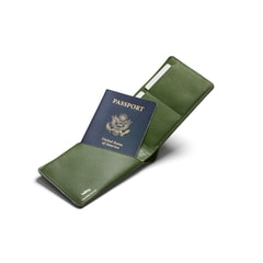 Belroy Travel Wallet Designers Edition - erdei zöld