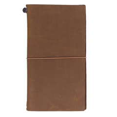 Traveller's Notebook - camel