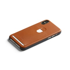 Bellroy Phone Case 1Card iPhone X - karamell