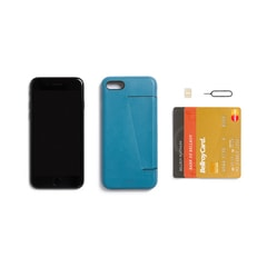 Bellroy Phone Case 3Card iPhone 7 - Arctic Blue