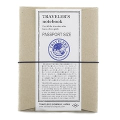 Traveler's Notebook - kék (passport)