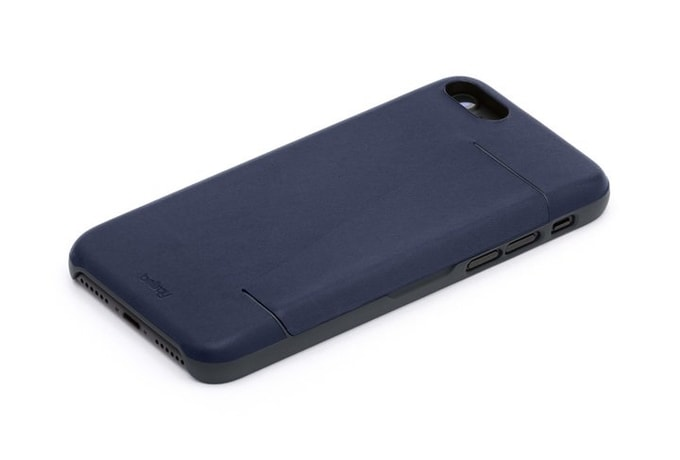 Bellroy Phone Case 3Card iPhone 8 - sötétkék