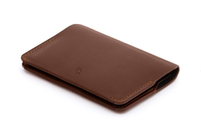 Bellroy Card Holder - kakaó